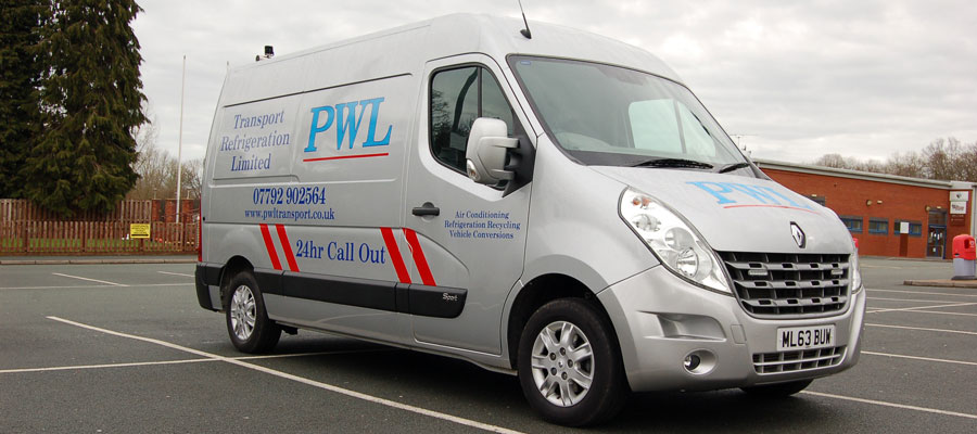 PWL Refrigerated Transport