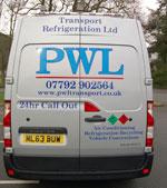 PWL Transport's Services